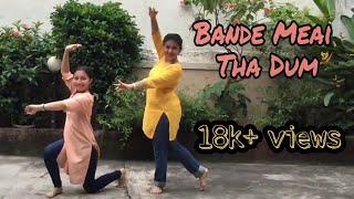 Tribute to Gandhiji/150years/Bande mein tha dum/Dance Cover/Lage Raho Munna Bahi /Kathak/Deepmalika