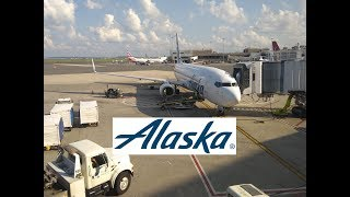 TRIP REPORT | Alaska Airlines (Economy) | Boeing 737-800 | Boston - San Diego