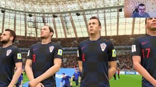ХОРВАТИЯ - АНГЛИЯ | ПРОГНОЗ FIFA