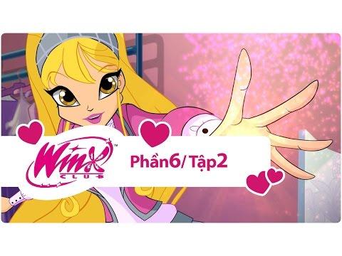 Winx Công chúa phép thuật - phần 6 tập 2 - [trọn bộ]