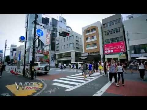 """วู้ดดี้เกิดมาคุย """"อภิมหาฟรุ้งฟริ้ง In Japan"""" [1/5]"""