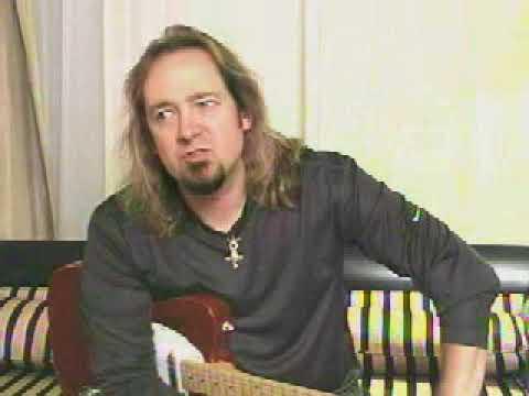 Guitar Lesson - Iron Maiden   Adrian Smith