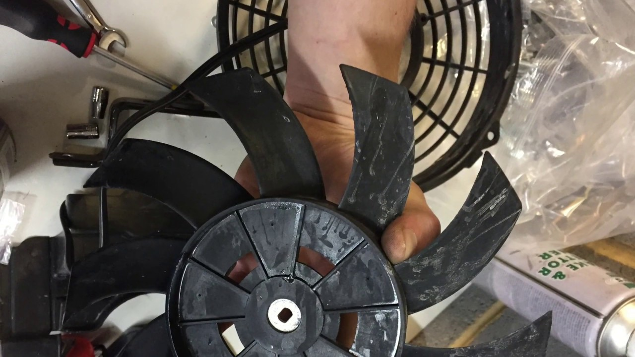 Overheating Quadzilla/CFMoto 500E Old Model - Cooling Fan Repaired