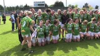 Kerry v Galway Report - Tesco Homegrown National League Division 2 Final