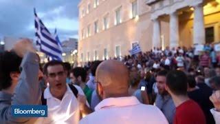 Tsipras Overplayed His Hand in Greece Talks: Xafa