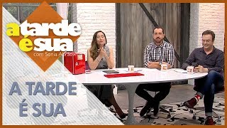 A Tarde é Sua (22/04/19) | Completo