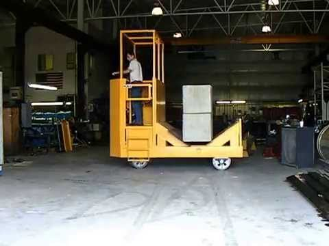 Titan Coil Transporter 2588: 40,000 lb Capacity