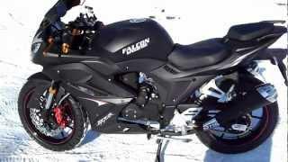 Мотоцикл спортивный «FALCON  SPEEDFIRE»  250 сс