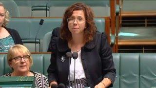 Amanda Rishworth MP: Rare Cancers