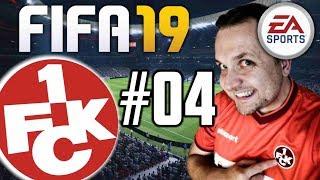 Es geht vorran - Zuckerpässe am Start!   FIFA 19 Kaiserslautern-Modus Lets Play #04