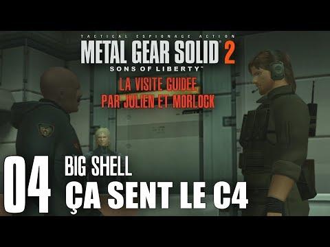 Metal Gear Solid 2 - 04 - Big Shell: Ça sent le C4