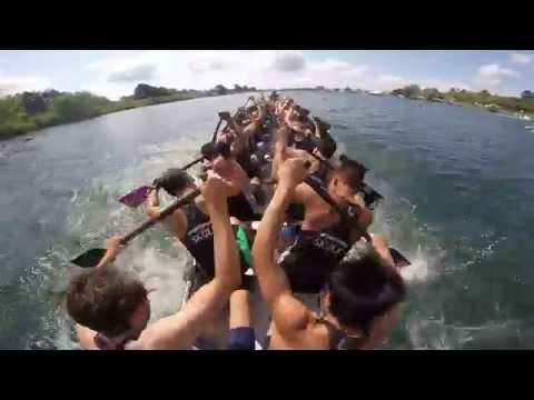 Canadian National Dragon Boat Championships 2016: Race 78 - 500m Premier Open Semi Final