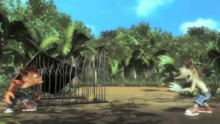 Crash of the Titans Short -