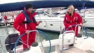 Обучение яхтингу в Крыму. Сюжет первого о нашей яхтенной школе в Крыму.