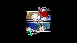 Yugioh Duel Links - Alexis Vs Jesse : Aww! Seriuosly? I didn't stand a chance!