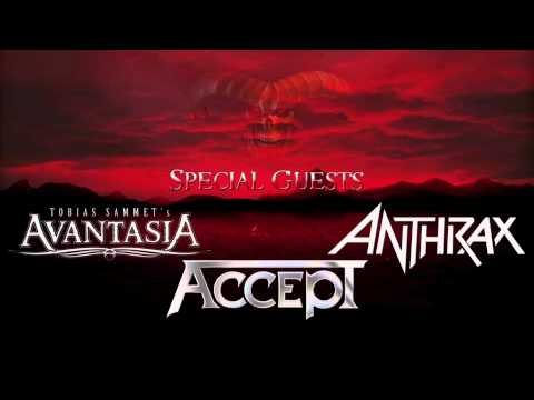Bloodstock Open Air Metal Festival 2013 - Promo Feb