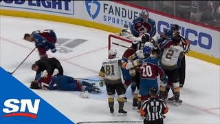 Avalanche Awarded 9-Minute Powerplay After Ryan Reaves' Match Penalty & Double Minor