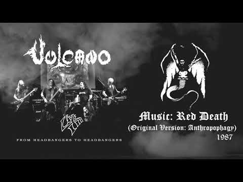 VULCANO - Red Death (OFFICIAL MUSIC) - Live III - From Headbangers To Headbangers