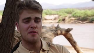 Ivory Ella's visit to Save The Elephants