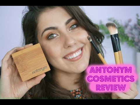 BRAND REVIEW: ANTONYM COSMETICS // The Green Bunny