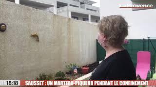 Cette habitante de Sausset vit un confinement insupportable en raison d'un marteau-piqueur
