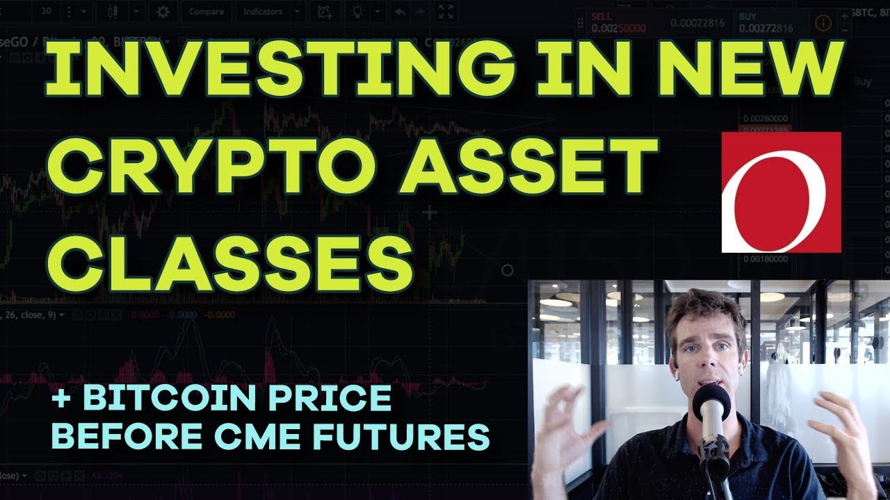 Bitcoin Fueling Up! Overstock (OSTK) Theories, CME Futures, Hold + Trading Strategies - CMTV Ep107