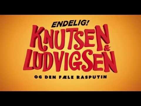 «Knutsen & Ludvigsen og den fæle Rasputin» - på kino 25. september!