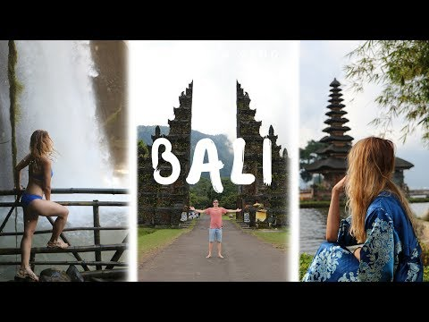 TOP 3 Instagram Spots around Ubud, Bali / Indonesia Vlog