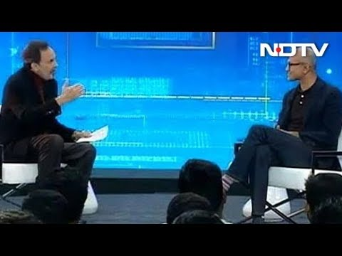 Why Empathy Is Key To Innovation: Microsoft Chief Satya Nadella To NDTV