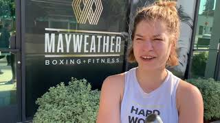 Mayweather boxing and fitness (LA California)