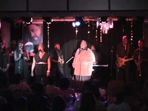 A Tribute to Luther Vandross;Ray Covington