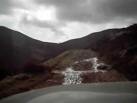 P1- DirtyDragons.co.uk - Do The Gap--Gap Road Brecon Beacons 22 03 09
