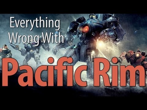 Everything Wrong With Pacific Rim In 9 Minutes Or Less poster