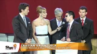 Juegos parasuramericanos presente en la La Gala del Deporte