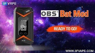 OBS Bat 218W Box Mod
