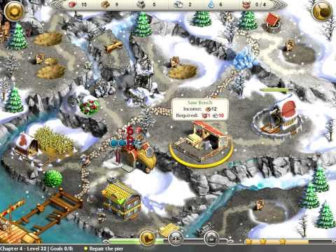 Viking Saga 3: Epic Adventure - Level 32