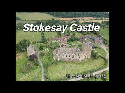 TREAD the Globe  - Stokesay Castle Shropshire England
