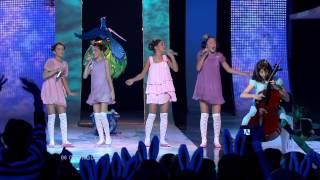 JESC 2009  GEORGIA Princesses - Blue Bird