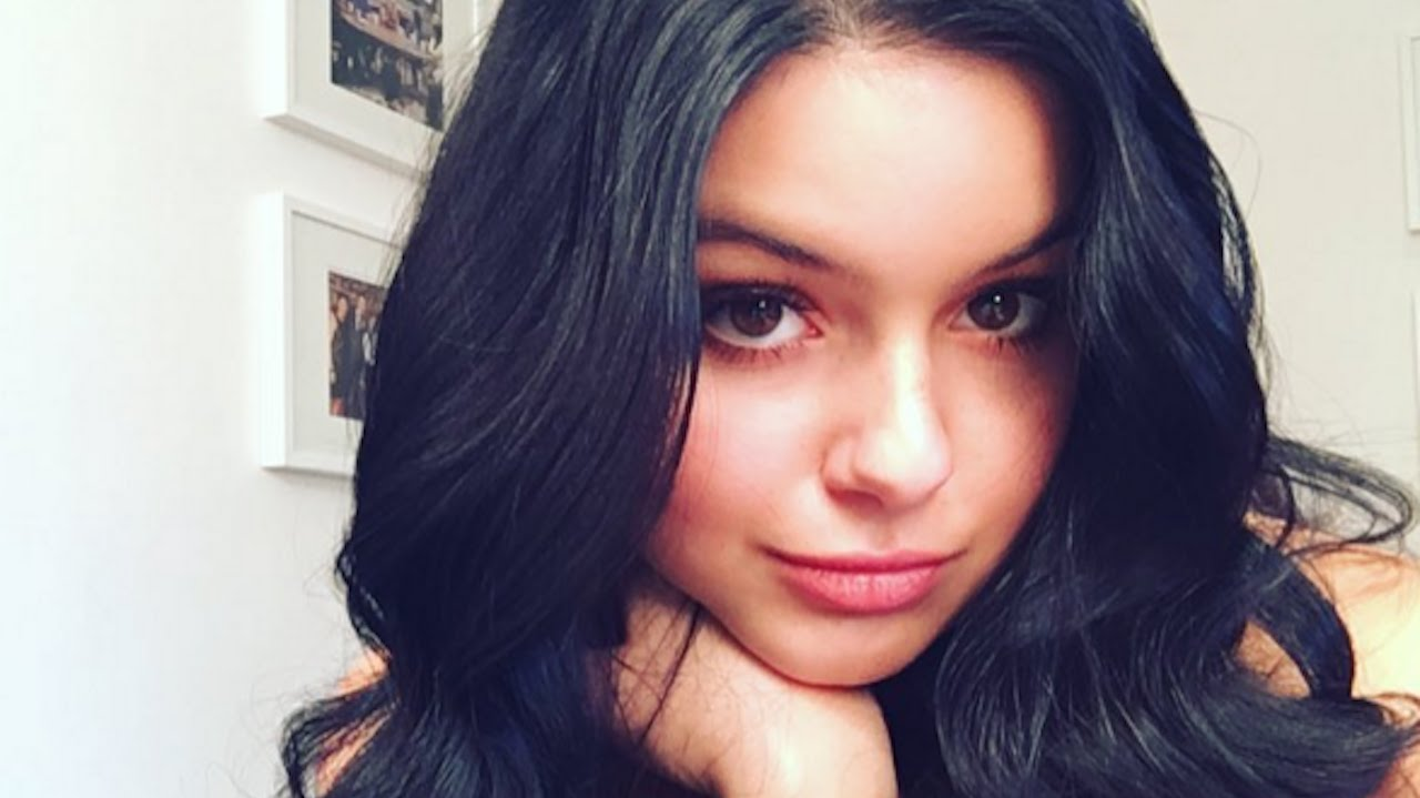 Ariel Winter is on a body shaming clap back mission