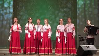 36.Театр народной песни Калина. Руководитель Ольга Андреева