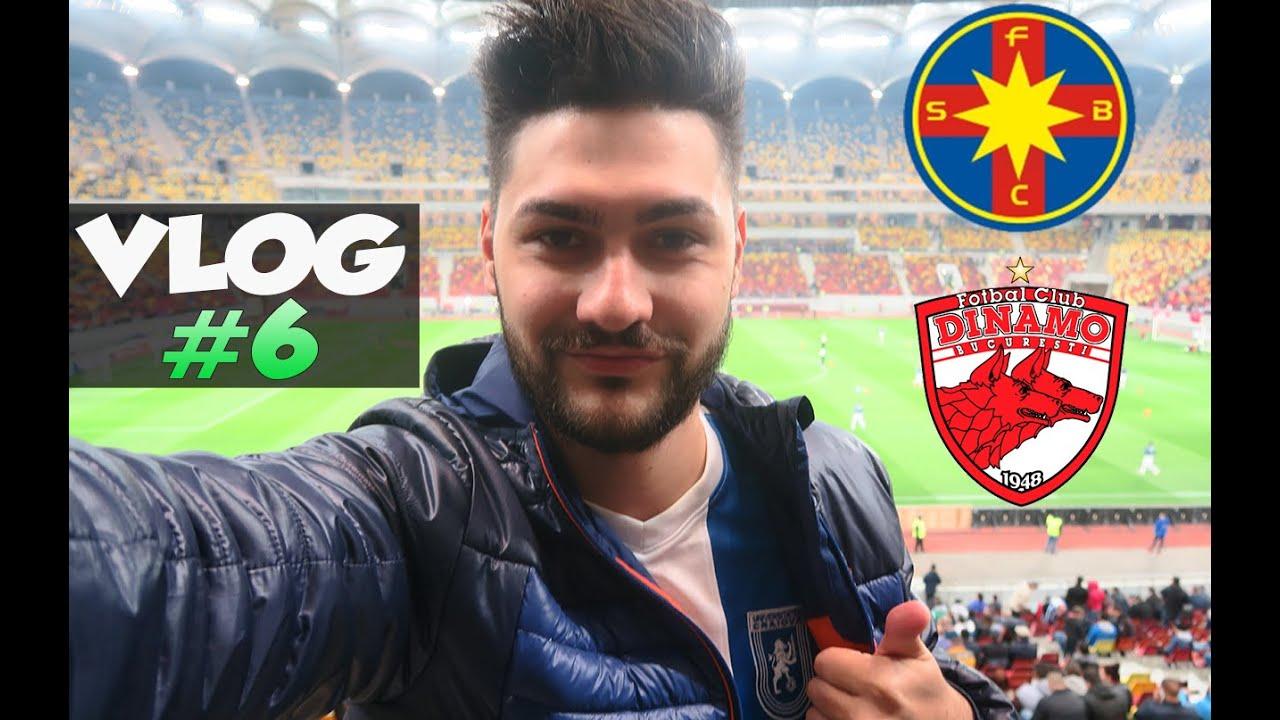 STEAUA - DINAMO 2-2 CUPA ROMANIEI HD / GOLURI + FAZE CONTROVERSATE  -VLOG #6 20 APRILIE 2016