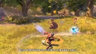 Blade & Soul - Blade Master Skills - English Sub HD