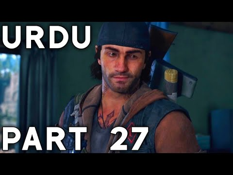 DAYS GONE Gameplay Walkthrough Part 27 - I Need Your Help