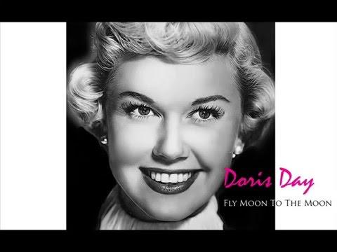 Doris Day - Fly me to the moon - with lyrics
