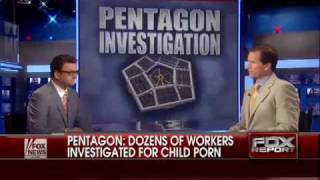 Dozens of Pentagon staff and contractors with high-level security c...