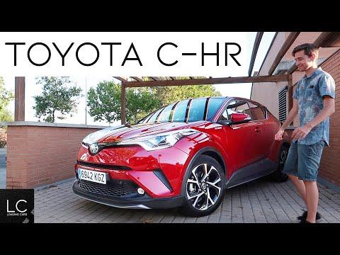 TOYOTA C-HR / Review en español / #LoadingCars
