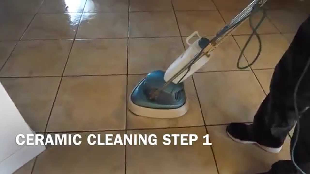 Housekeeping on the beach ceramic tile cleaning youtube housekeeping on the beach ceramic tile cleaning dailygadgetfo Images