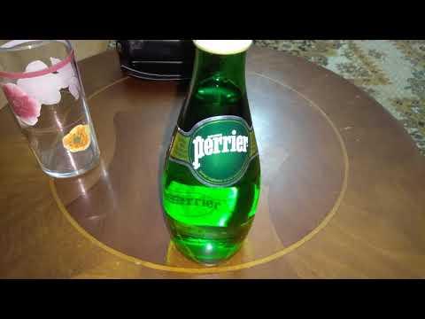 Perrier французская минеральная вода