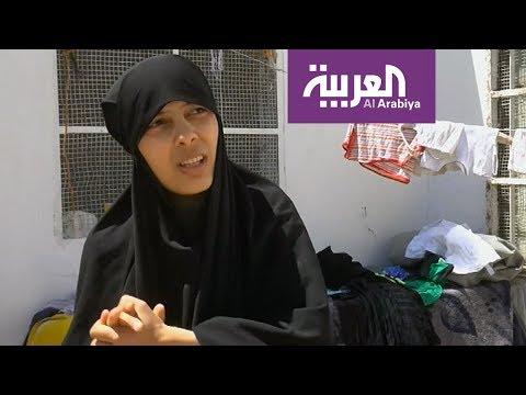 نساء داعش يهربن من الرقة بمساعدة أزواجهن  - نشر قبل 1 ساعة