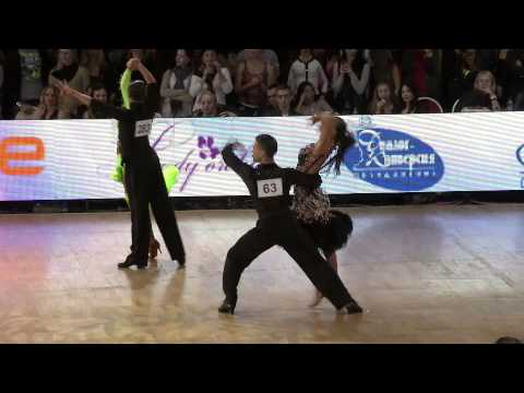 2013 GrandSlam Latin Moscow, RUS | TV Highlight | World Dance Sport Federation